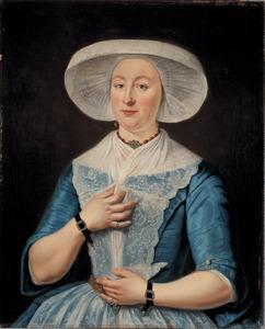 Portret van Anna Braam (1738-1777)