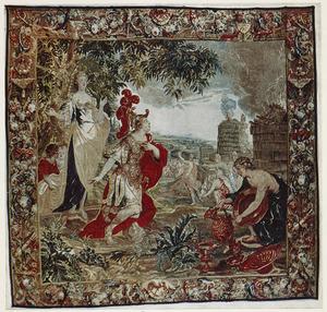 Dankoffer van Perseus