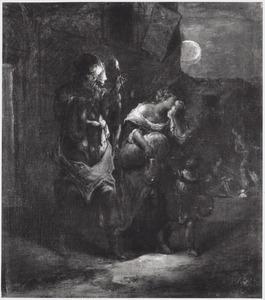 De verstoting van Hagar en Ismaël  (Genesis 21:9-21)