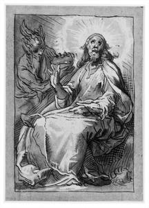 De verzoeking van Christus (Mattheus 4:1-11)