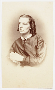 Portret van Cornelia Boeke (1839-1896)