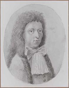 Portret van Johannes Maas II (1655-1690)