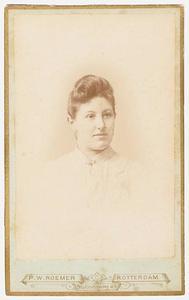 Portret van Anna Maria van Maanen (1862-1906)