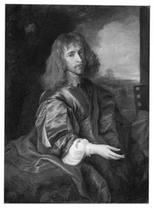 Portret van Robert Dormer, 1st Earl of Carnarvon (1610-1643