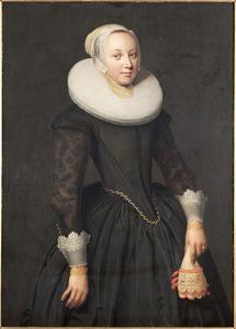 Portret van Hillegond Coninck