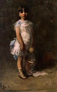 Portret van Maria Bernardina Blommers (1876-1946)