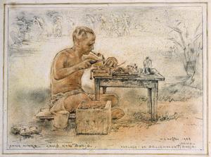 Pater Hinke, horloge- en brillenmaker