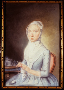 Portret van Maria Clasina de Leeuw (1759-1840)