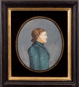 Portret van Michiel Kleijn (1753-1831)