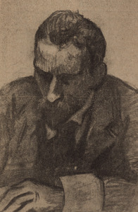 Portret van Theo van Gogh (1857-1891)