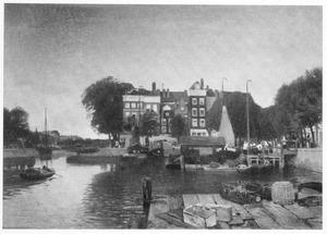 Gracht in Dordrecht
