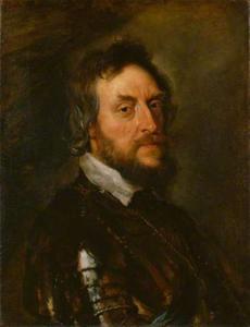 Portret van Thomas Howard, de 21ste Graaf van Arundel (1585-1646)