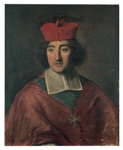 Portret van kardinaal Odescalchi (?-?)