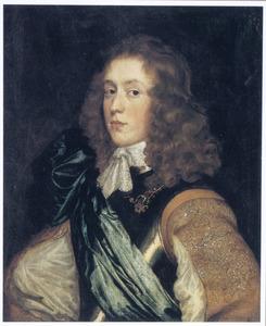 Portret van een onbekende man, mogelijk Arthur Capel, 1st Earl of Essex (1631-1683)