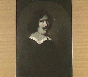 Portret van Barthout Regenboog (....-1680)