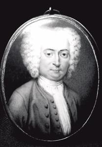 Portret van Jacob Amya (1694-1730)