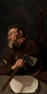 Portret van Leendert Nicasius (?-?)
