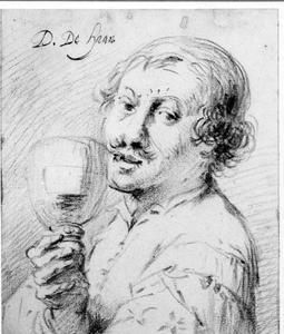 Portret van David de Haen I (?-1622)