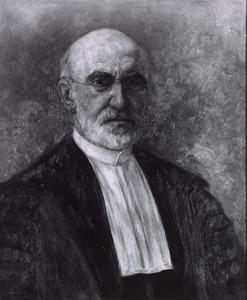 Portret van Sape Talma (1847-1918)