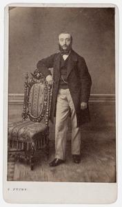 Portret van Jan Egbert Westenberg (1830-1900)