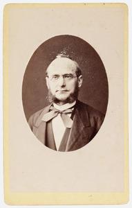 Portret van Egbert Heimerik Lasonder (1831-1886)
