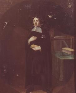 Portret van Theodorus Jutting (1628-1703)
