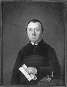 Portret van Joannes van Gent (1802-1874)