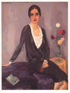 Portret van Dorry Kahn (1896-1981)