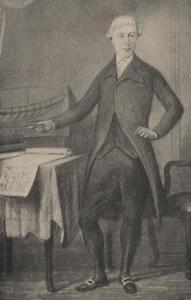 Portret van Pieter van Swijndregt ( -1844)