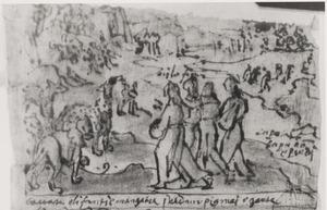 Apollonius van Tyana ontmoet de dieren en bewoners van Ethiopië