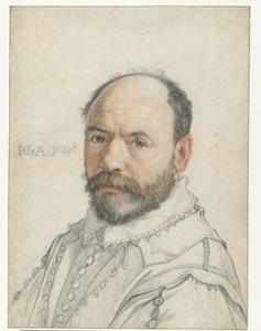 Portret van Pierre Francheville (1548-1615)