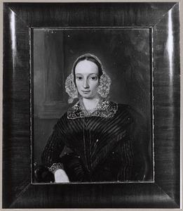 Portret van mogelijk Geertruijda Sophia Scholten (1813-1849)