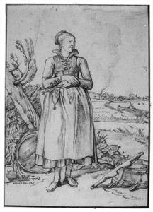 Boerin uit Edam