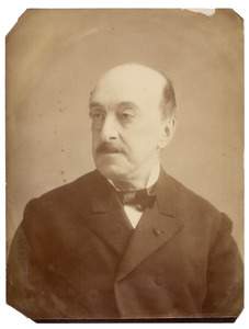 Portret van Otto van Rees (1823-1892)