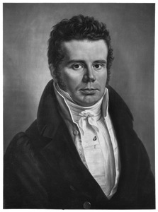 Portret van Jacobus Josephus van Rijckevorsel (1785-1862)
