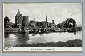 Binnenhaven te Enkhuizen