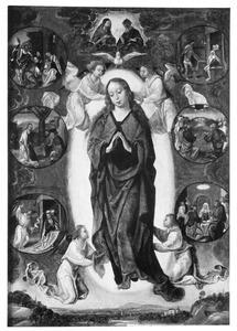 De zeven vreugden van Maria