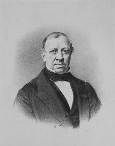 Portret van Lambert Allard te Winkel (1809-1868)