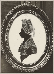 Portret van Johanna des Amorie (1738-1813)