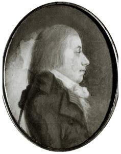 Portret van Assuerus Johan de Sandra Veldtman ( -1803)