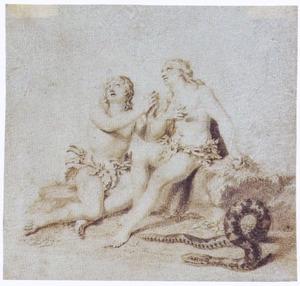 God roept Adam en Eva ter verantwoording voor hun ongehoorzaamheid (Genesis 3: 9-19)