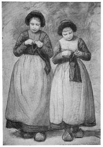 Larensche meisjes