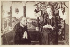 H. Maria wordt aanbeden door de H. Joseph