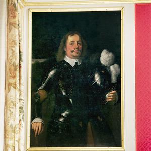 Portret van George Frederik van Renesse van Elderen (?-1681)