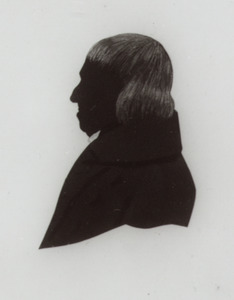 Portret van Didericus Johannes van Olst (1750-1845)