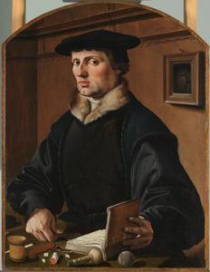 Portret van Pieter Bicker (1497-1567)