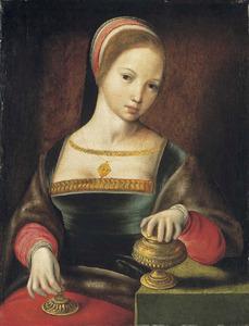 De H. Maria Magadelena met zalfpot