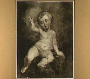 Het zegenende kind Jezus