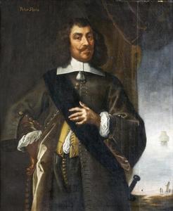 Portret van Pieter Florisz (1602-1658)