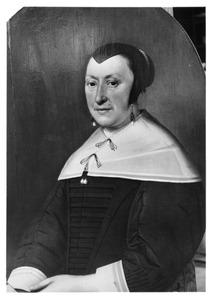 Portret van Anna van der Mast (1610-1675)